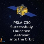 ISRO successfully launches ASTROSAT into the orbit