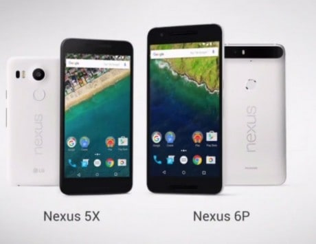 Google Nexus 5X, Nexus 6P India launch today: Price, specifications and features