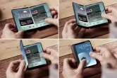 Samsung's foldable smartphone could function as a tablet that fits in your pocket