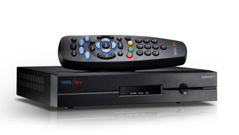 How to add, remove and modify channel packs for your Tata Sky DTH connection online