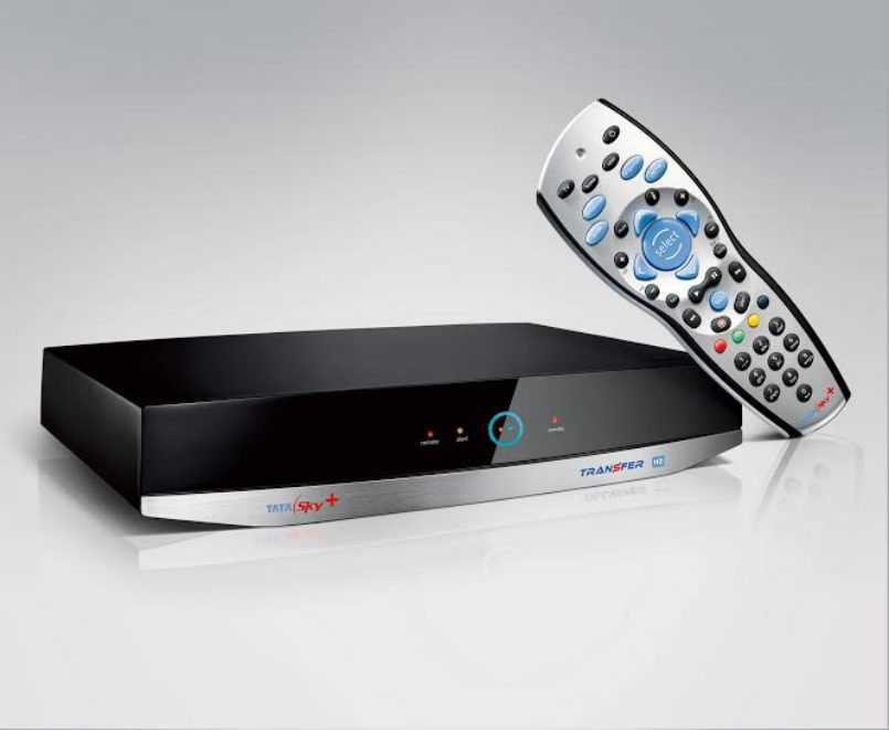 Tata Sky+ Transfer set-top box with Wi-Fi dongle launched