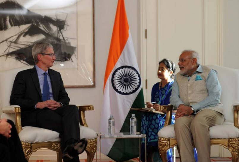 Apple wants India to delay new import taxes; government unlikely to agree