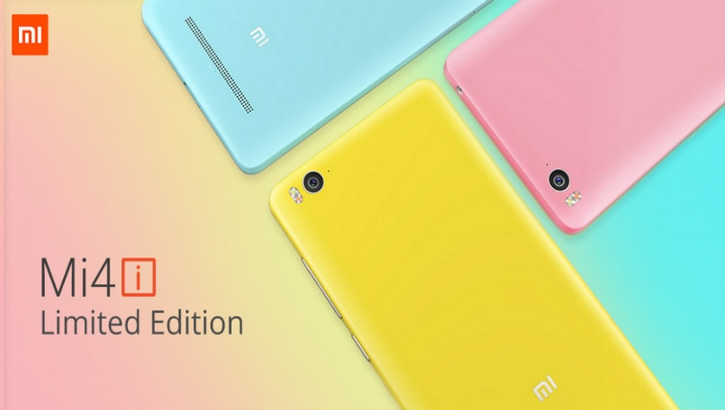 Xiaomi Mi 4i - Latest News, Updates, Videos and Photos