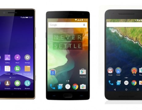 Gionee Elife E8 vs OnePlus 2 vs Huawei Nexus 6P: Price, specifications and features compared