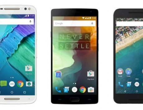 Moto X Style vs OnePlus 2 vs LG Nexus 5X: Price, specifications and features compared