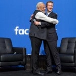 Mark Zuckerberg lauds Narendra Modi for connecting with people via…