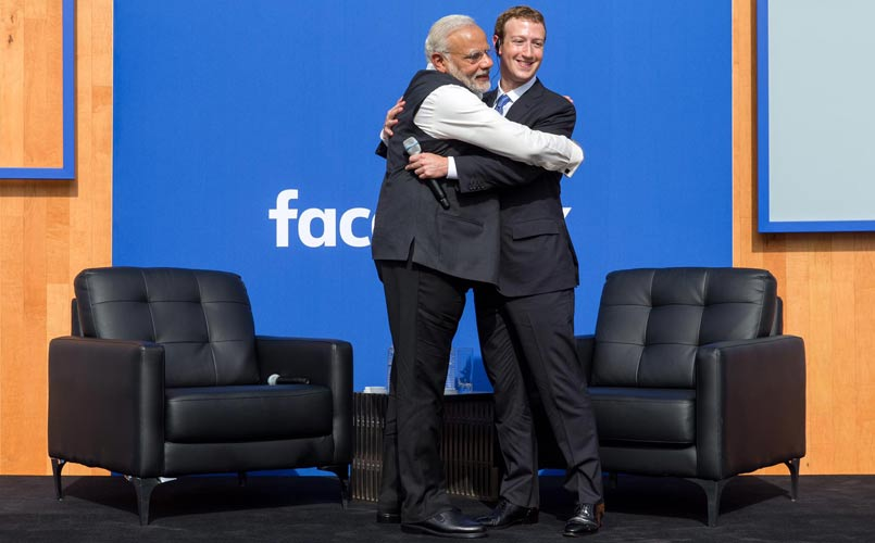 India warns Facebook, Zuckerberg of action over data breach