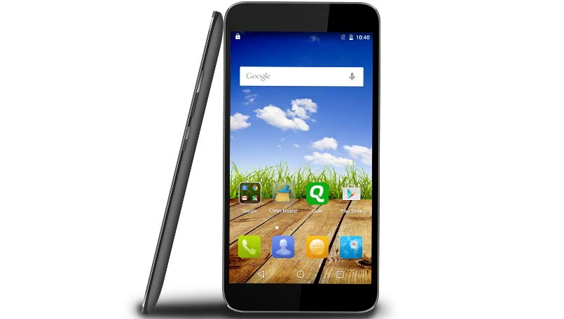 Micromax Canvas Amaze with 2GB of RAM launched, priced at Rs 7,999: Specifications, features