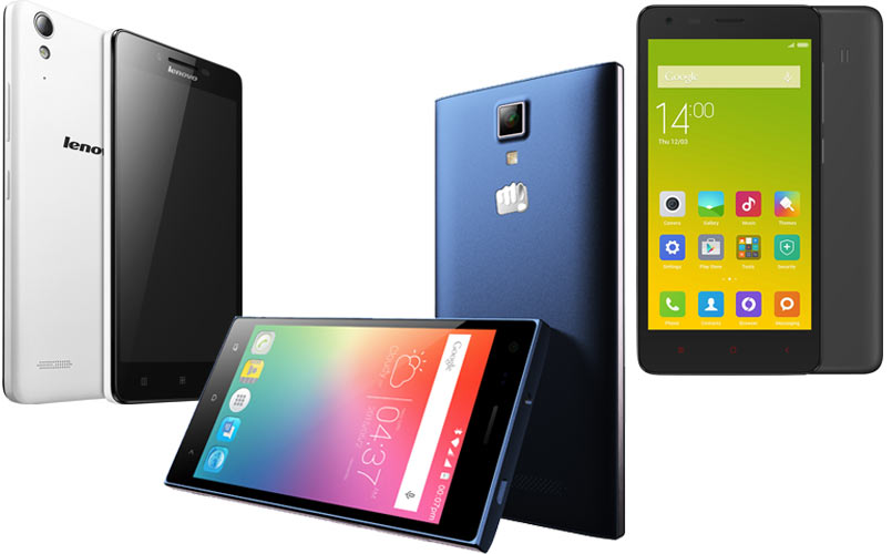 Micromax Canvas Xpress 4G vs Xiaomi Redmi 2 Prime vs Lenovo A6000 Plus: Price, specifications, features compared