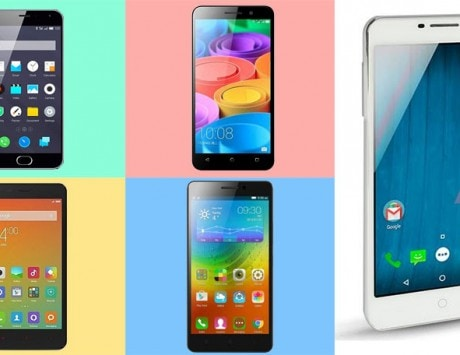 5 Android smartphones with 2GB RAM priced under Rs 10,000