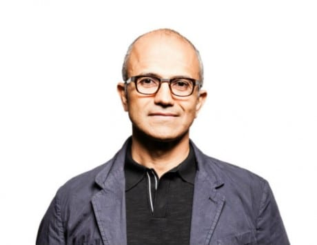 Microsoft CEO Satya Nadella's debut book 'Hit Refresh' to go on sale next year