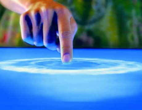Nanowall 3D technology to deliver super touchscreen experience