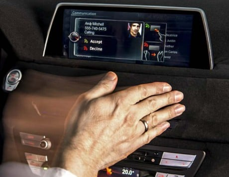 BMW to unveil 'AirTouch' gesture control concept at CES 2016