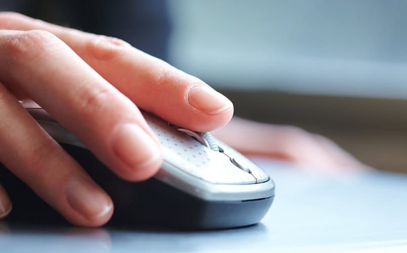 computer-mouse-stock-image