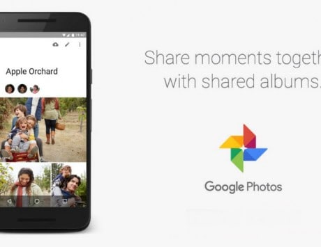 Google Photos app updated with shared albums feature
