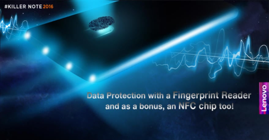 Lenovo K4 Note confirmed to feature NFC chip, fingerprint