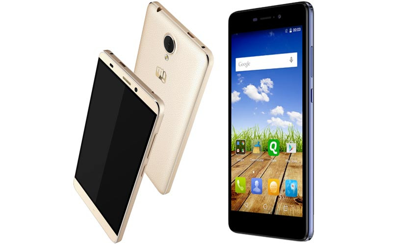 Micromax Canvas Mega E353, Canvas Mega 4G Q417 phablets launched, prices start from Rs 7,999: Specifications, features