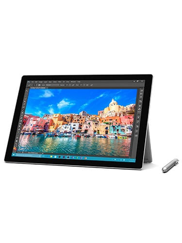 Microsoft Surface Pro 4 (Core i7) Display