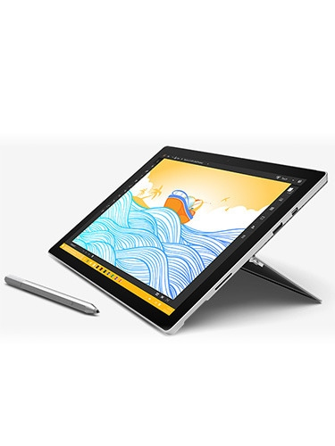 Microsoft Surface Pro 4 (Core i7) Design