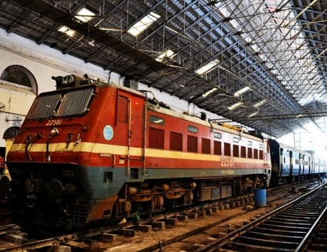 Railways links locomotives via ISRO satellites to automatically feed train status