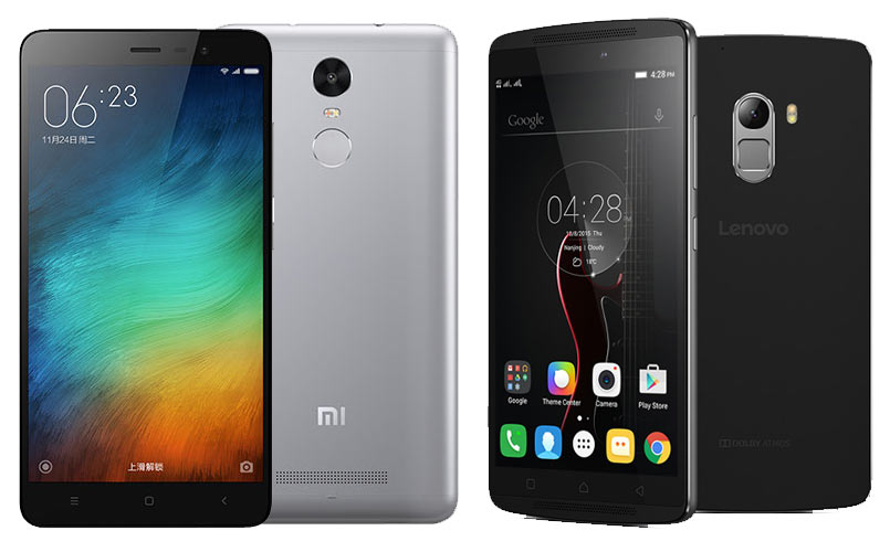 Xiaomi Redmi Note 3 Specifications Price And Features: Xiaomi Redmi Note 3 Vs Lenovo K4 Note: Price