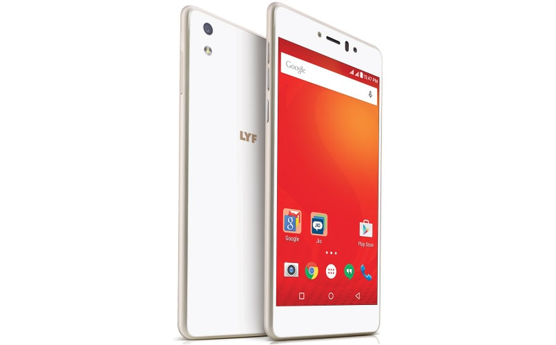 Reliance Jio's LYF Earth 1, LYF Water 1, LYF Water 2 4G smartphones go on sale in offline retail stores