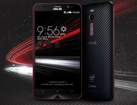 Asus Zenfone 2 Deluxe Special Edition with faster Intel Z3590 processor announced: Specifications and features