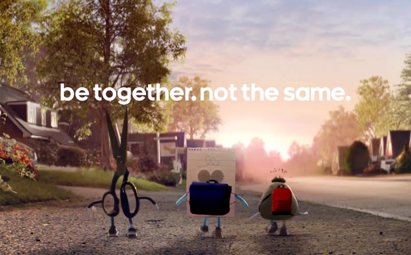 Google Releases Adorable Rock Paper Scissors Ad For Android At