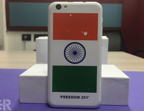 Freedom 251 maker still upbeat on delivering handsets