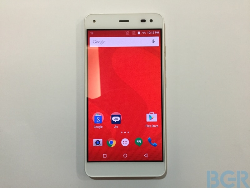 Lyf Earth 1 Hands-on and first impressions