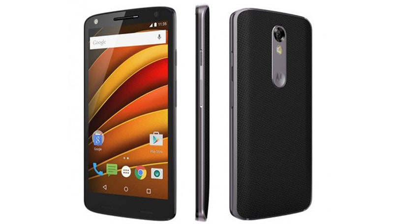 Moto X Force receives Android 7 0 Nougat update | BGR India
