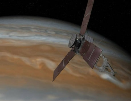 Juno completes eighth flyby of Jupiter: NASA