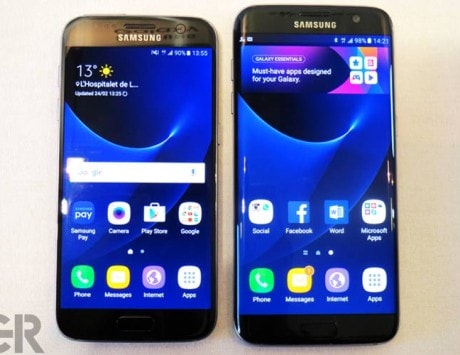 Samsung Galaxy S7, Galaxy S7 edge to get Android Oreo update on May 18