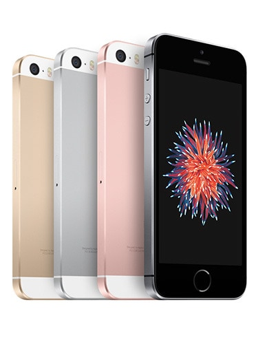 Apple iPhone SE Colors