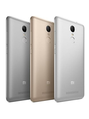 Xiaomi Redmi Note 3 (32 GB) Colors