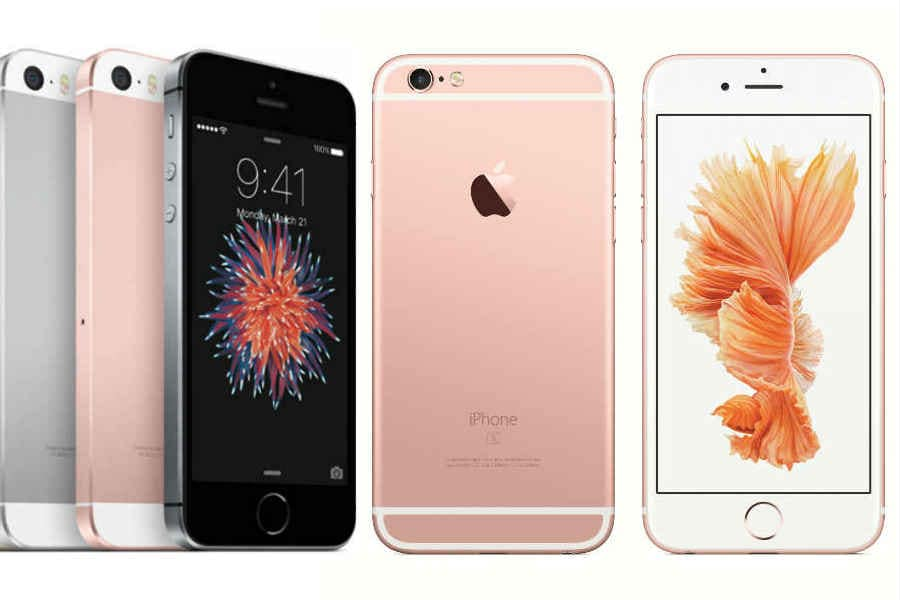 Apple Iphone Se Vs Iphone 6s The Iphone Se Is A No Compromise