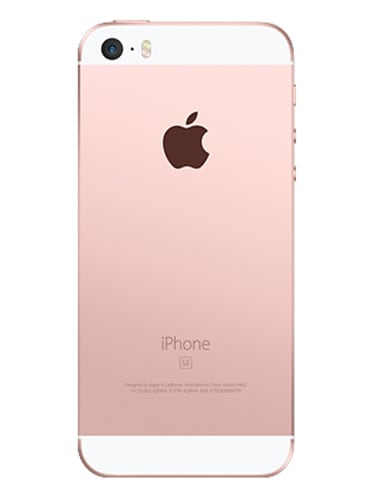 Apple iPhone SE Back Cover