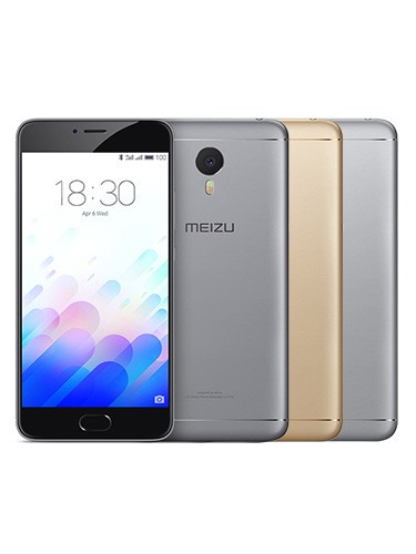 Meizu m3 Note Colors