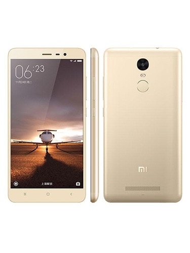 Xiaomi Redmi Note 3 (32 GB) Design