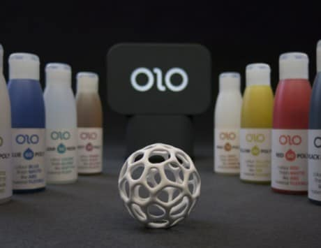 Here's how 'OLO' turns your smartphone into a 3D printer