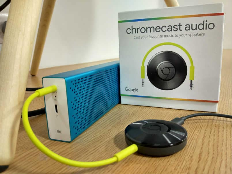 Google Chromecast Audio New Chromecast Hands On And