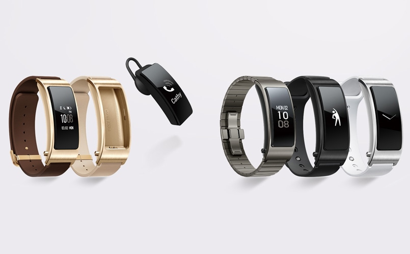 huawei talkband b3 with pmoled screen launched price
