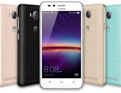 Huawei Y3 II and Y5 II 4G smartphones launched: Specifications and features