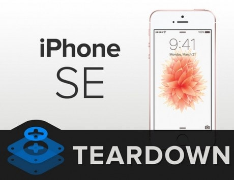 Confirmed! Apple iPhone SE comes with 2GB RAM, lot of iPhone 5s components