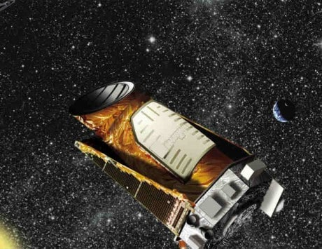NASA's Kepler probe uses Google AI for latest discovery