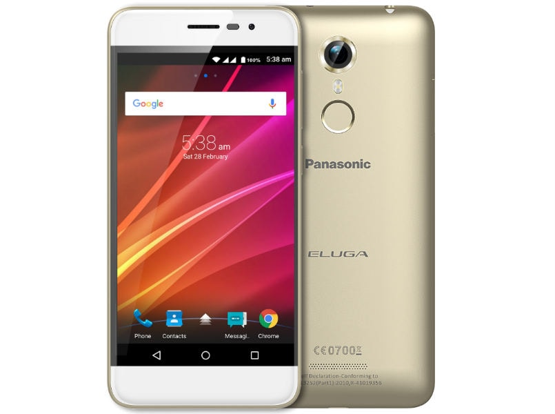 Panasonic Eluga Arc with VoLTE support and fingerprint sensor launched: Price, specifications and features