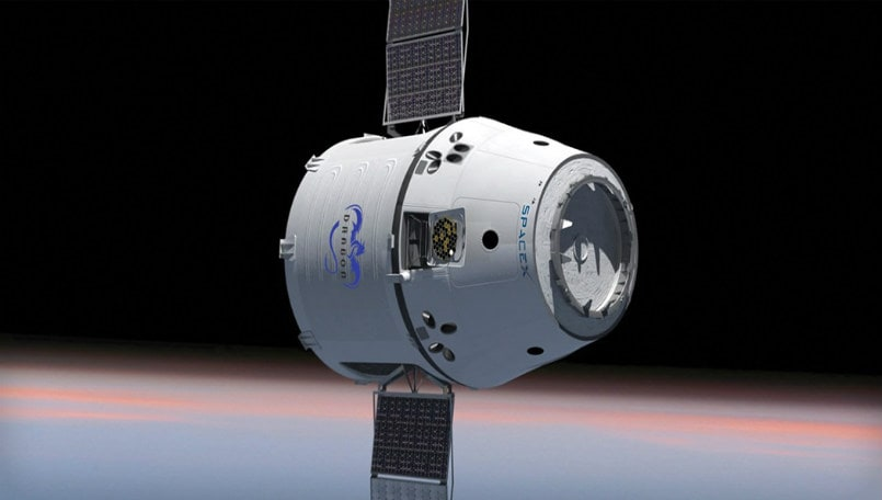 SpaceX's Dragon carrying NASA's 4,100 pound cargo lands back on earth