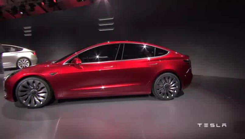 tesla finally  es to india pre orders for model 3 kicks