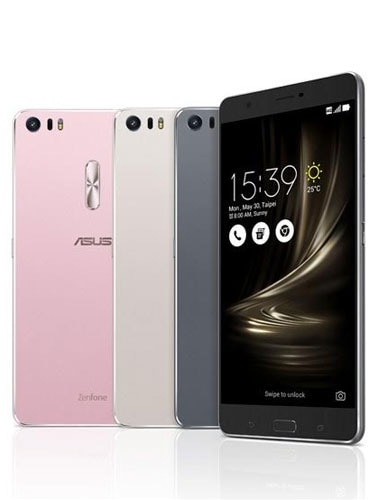 Asus Zenfone 3 Ultra Colors