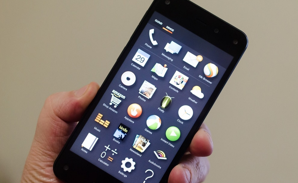New Amazon Smartphones Will Be Called 'Ice'